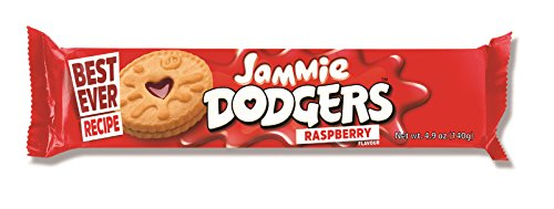 Jammie Dodgers(140 g) Pack of 4