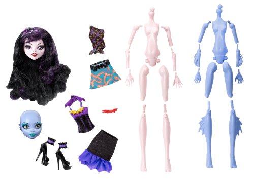 Monster High Create-A-Monster Vampire-Sea Monster Starter Set (Monster High Customs)