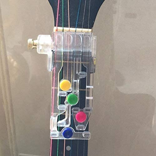 Alftek Afinador cromático para Guitarra Learning System para ...