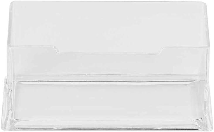 Desktop Visitenkartenhalter Ausstellungsstand Acryl Kunststoff Schreibtisch\.
