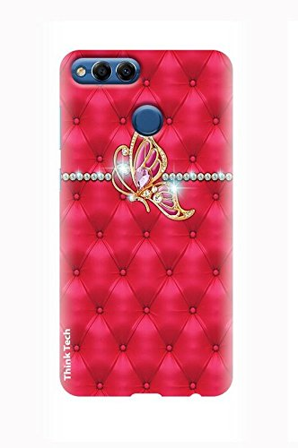 official photos e748c 8c276 Think Tech Huawei Honor 7X Designer Cases and Covers: Amazon.in ...