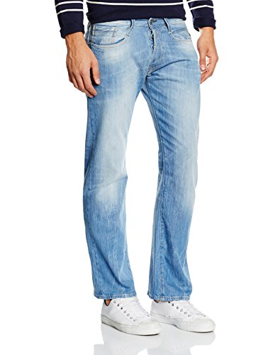 Blu Replay Jeans Denim blue Uomo Billstrong 7wUqw1O