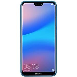 Huawei P20 Lite ANE-LX3 32GB + 4GB Dual SIM LTE Factory Unlocked Smartphone (Klein Blue) (Certified Refurbished)