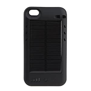 2400mAh Mini USB Solar Power Battery Charger Dock Case for iPhone 4/4S