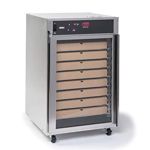 Nemco 6410 Mobile Heated Holding Cabinet, 22-1/8