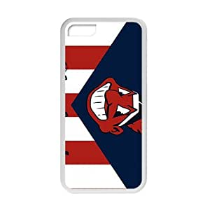 TYH - cleveland indians logo Phone case for iPhone 4/4s ending phone case