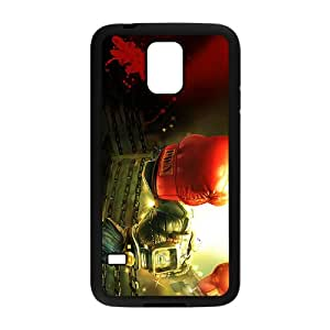 ZXCV Robot Boxing Custom Protective Hard Phone Cae For Samsung Galaxy S5