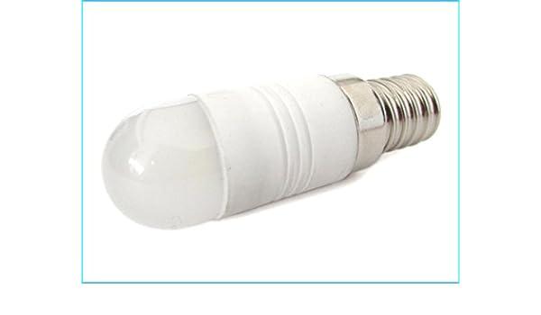 E14 bombilla LED 10-30V DC 12V 24V Blanco frío 2W=20W Para puertas del cementerio Indicadores de Información: Amazon.es: Iluminación