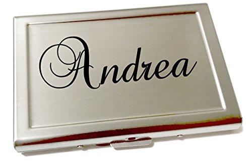 Personalized Rfid Card Holder For Men Or Women Rfid Credit Card Holder