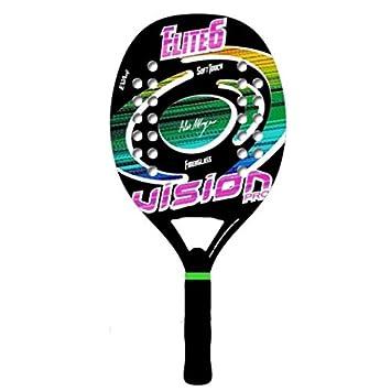 Vision Raqueta Beach Tenis Elite Junior VI 6 2018: Amazon.es: Deportes y aire libre