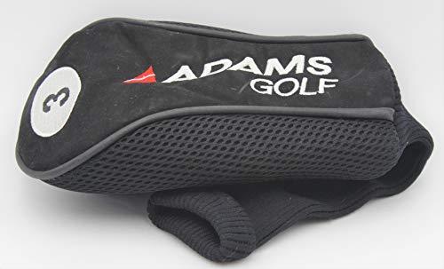 (GBC- Adams Gt Tight Lies #3 Fairway Wood Golf Headcover- Great)