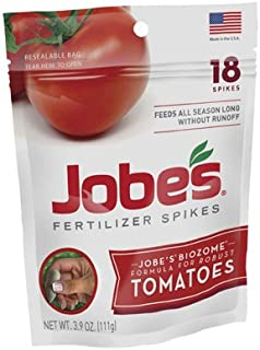 product image for Jobe's 06005 18 Pack 6-18-6 Tomato Spikes Food/Fertilizer - Quantity 6