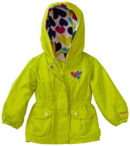Carter's Baby Girls' Girl Anorak Jacket