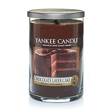 Yankee Candle Chocolate Layer Cake Large 2-Wick Tumbler Candle
