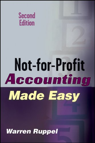 Pdf Education Not-for-Profit Accounting Made Easy