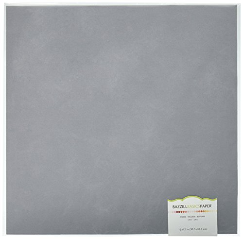 ill Basics Self Adhesive 2mm Foam Sheets, 12