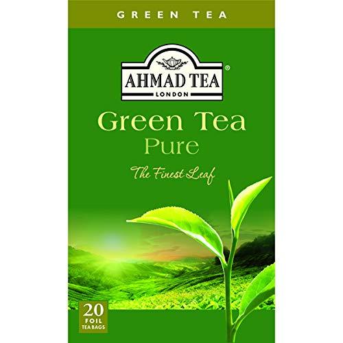 - Ahmad Teas - Original Green Tea 1.4oz - 20 Tea Bags