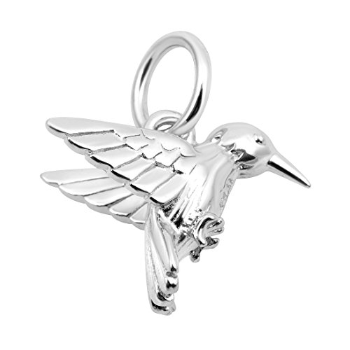 Necklace & Bracelet Charms, Animals & Birds Theme Sterling Silver Jewelry by Silver on the Rocks by Silver on the Rocks