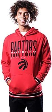 Ultra Game NBA Mens Focused Pullover Fleece Hoodie Sweatshirt