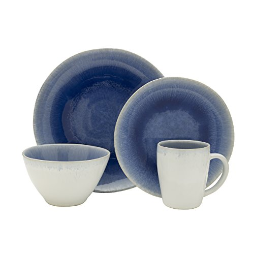 Mikasa Aventura Place Setting, Service for 1, Blue