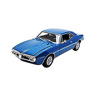 Welly 22502bl - Pontiac - Firebird - 1967 - Échelle 1/24