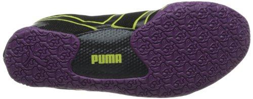Puma Femmes Anaida Dentelle Slip-on Sneaker De Mode Noir