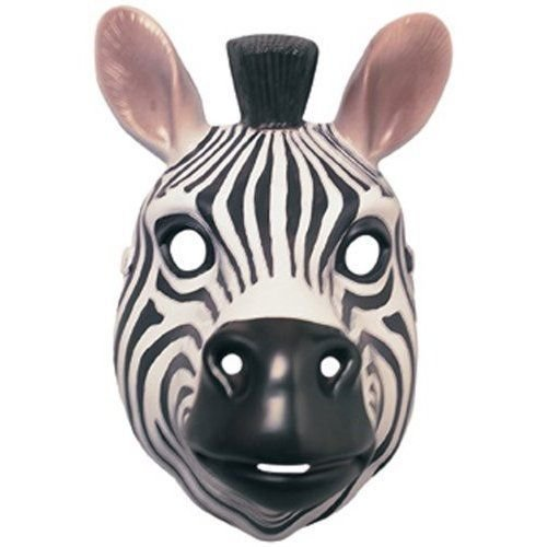 Rubie's Costume Co Animal Mask-Zebra Costume -
