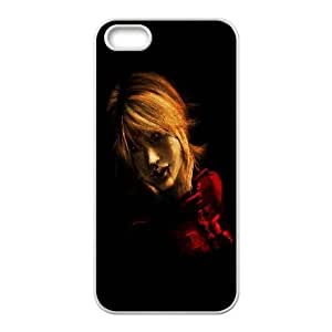Hellsing iPhone 5 5s Cell Phone Case White Cover protective Skin Shield PJZ003-2306315