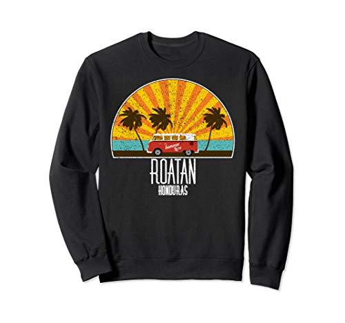 Roatan Honduras Vacation Souvenir Sweatshirt Gift