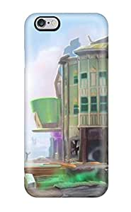 New Style GoldenArea Hard Case Cover For Iphone 6 Plus- Epic Mickey 2 Mean Street