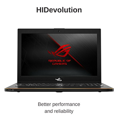 Gaming Laptop Computer, HIDevolution ASUS ROG Zephyrus M GM501GS 15 6
