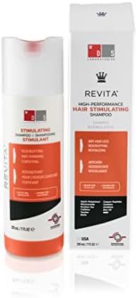 Revita High Performance Stimulating Shampoo Hair Growth Formula, 7 Fluid Ounce