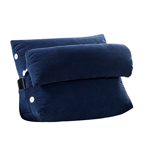 Nunubee Corn velvet fabric Car Pillows Sets 452250cm U Neck Pillowcases Throws Cushion Pads For Travel