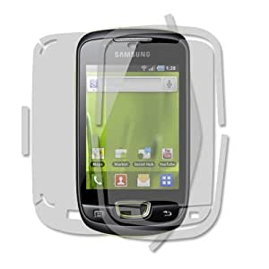 Skinomi TechSkin - Skin Protector Shield Full Body for Samsung Galaxy Mini + Lifetime Warranty