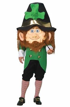 Amazon.com: Forum Parade Pleasers Oversized Leprechaun Costume ...