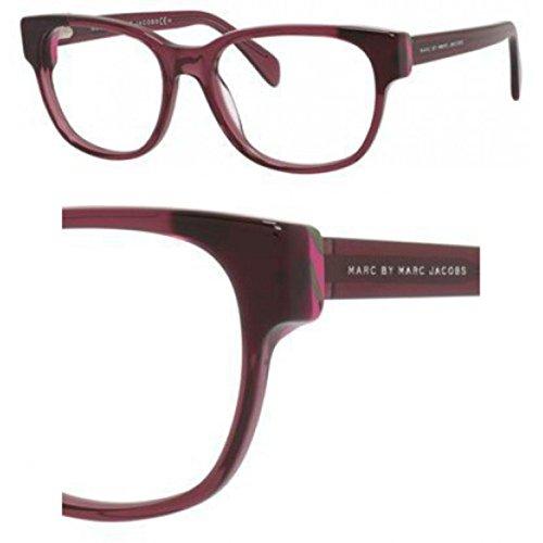Marc by Marc Jacobs Montures de lunettes 652 Pour Femme Black LO4: Bordeaux