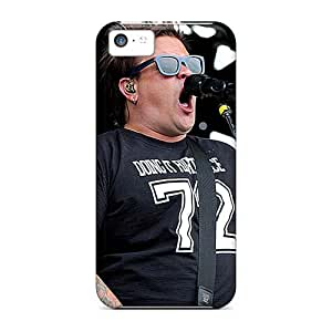 Shock Absorption Cell-phone Hard Cover For Iphone 5c (bBL14745jIpD) Customized High Resolution Bowling For Soup Band Pattern