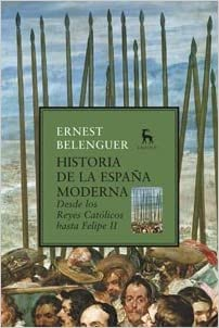 Historia de la españa moderna: 030 (VARIOS GREDOS): Amazon.es: Belenguer Cebria, Ernest: Libros