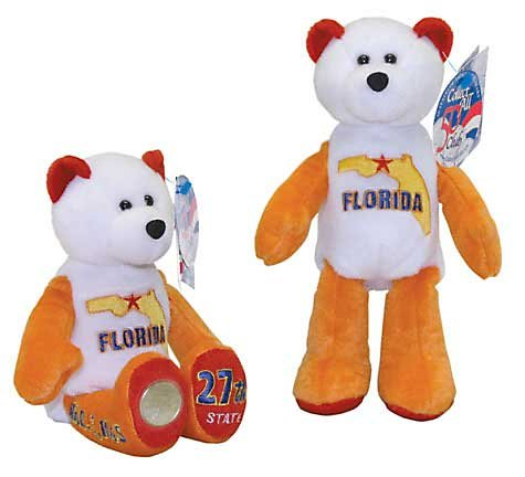 Limited Treasures - 2004 Florida - w/ Coin