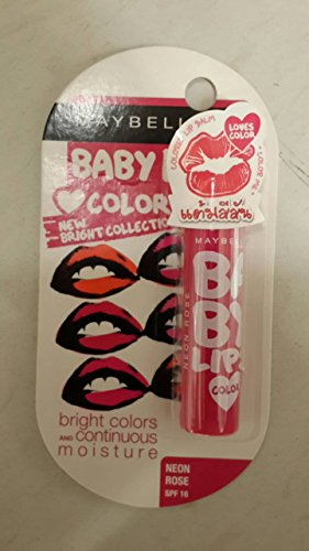 Maybelline Baby Lips Sunscreen - 8
