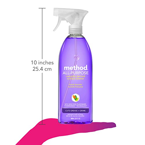 Method All Purpose Cleaner French Lavender 28 Ounce