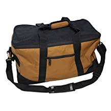 New Deluxe Travel Duffel Gym Bag - 600D Polyester