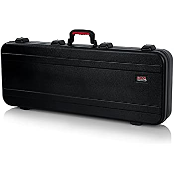 03f9583ce5 Gator Cases Molded Flight Case for 49-Note Keyboards with TSA Approved  Locking Latches and