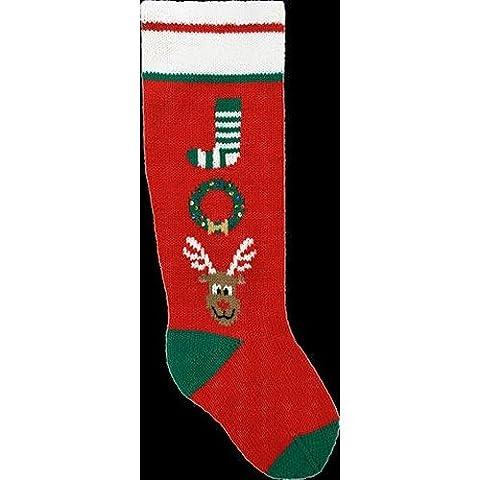 Googleheim Christmas Stocking Kit Joy (Red) - Joy Stocking