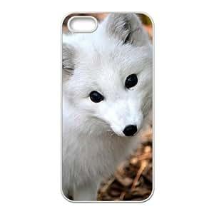 HOPPYS Diy Fox Selling Hard Back Case for Iphone 5 5g 5s