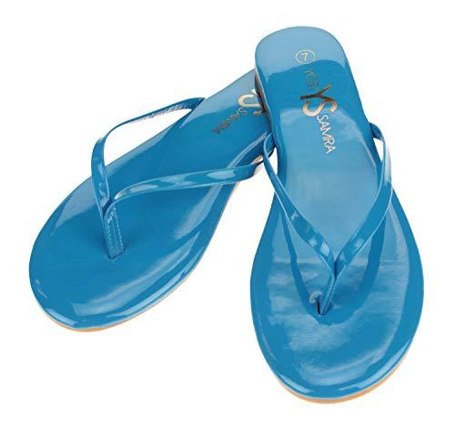 Blue Sandal Samra Roee Patent Yosi True xFa04qX