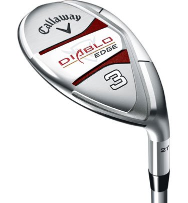 Callaway Diablo Edge 4 Hybrid(Ladies,Left-handed,Graphite)