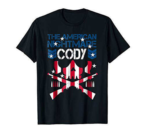 The American Nightmare Cody T-shirt Club Of Bullet Cute Gift