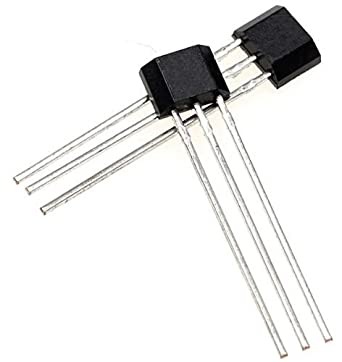 5 pieces Board Mount Hall Effect Magnetic Sensors Digital-Switch Hall Effect Sensor