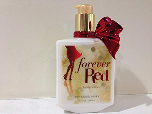 Bath and Body Works Forever Red Perfumed Body Lotion 10 Ounce Full Size Retired - Body Lotion Forever